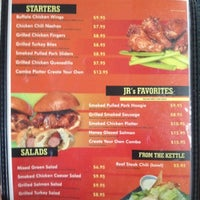 Photo taken at JR Grill & Market by Nedal A. on 9/10/2012