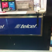 Photo taken at CAC Telcel by Yoly C. on 2/23/2012