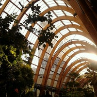 Photo taken at Winter Gardens by Carl S. on 2/13/2012