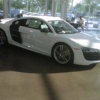 Photo taken at Classic Audi by Eddie V. on 5/11/2012