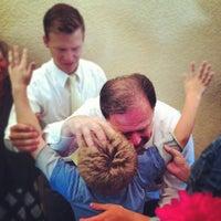 Photo taken at New Life Pentecostal Church by Josh S. on 7/22/2012