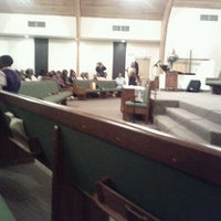 Photo taken at Port St. Lucie Seventh-Day Adventist Church by Omari G. on 9/10/2011