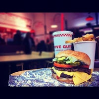 Photo taken at Five Guys by Hamoud A. on 12/2/2011