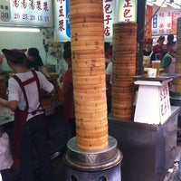 Photo taken at 公正街包子店 Gongzheng Street Baozi by Po-Yen T. on 2/27/2012