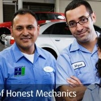 Photo taken at Honest-1 Auto Care by Honest E. on 12/15/2011