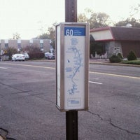 Photo taken at 60 Bus Stop by Thomas Z. on 11/3/2011