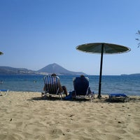 Photo taken at Erodios Camping by Giorgos M. on 7/21/2012