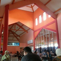 Photo taken at Bandara Abdulrachman Saleh (MLG) by Bagus P. on 2/8/2012