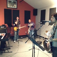 Photo taken at InTune Rehearsal Studio by Kent H. on 12/15/2011