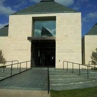 Photo taken at Fred Jones Jr. Museum of Art by Clayton M. on 5/2/2012