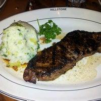 Photo taken at Hillstone Restaurant by Saad H. on 1/24/2012