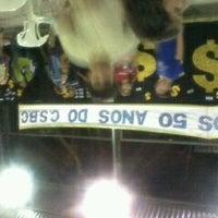 Photo taken at Quadra Poliesportiva do Bartolomea by Dione Amaral on 11/19/2011