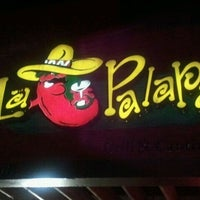 Photo taken at La Palapa Grill & Cantina by Brandon R. on 9/2/2011