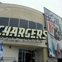 Photo taken at Chargers Team Store by Corey J. on 11/10/2011