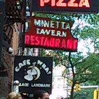Photo taken at Minetta Tavern by Andrey U. on 6/2/2012