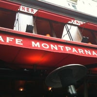 Photo taken at Café Montparnasse by Gio&Ale on 5/16/2011