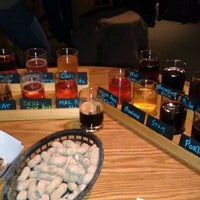 Photo taken at Michigan Brewing Company by Robert E. on 1/8/2012