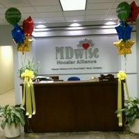 Photo taken at MDwise Hoosier Alliance by Douglas F. on 8/4/2011