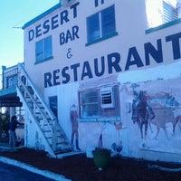 Photo taken at Desert Inn Bar & Restaurant by Cheyenne on 1/3/2012