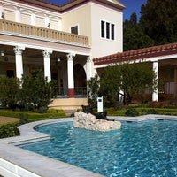 Photo taken at J. Paul Getty Villa by Dustin M. on 4/8/2012