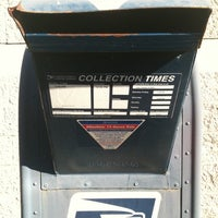 Photo taken at U.S. Post Office John Sanchez Carrier Annex by Lotusstone on 10/14/2011