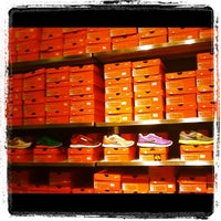 Photo taken at Nike Factory Store by Bethany P. on 2/20/2012