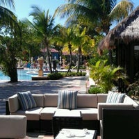 Photo taken at Sandals Whitehouse European Village & Spa by PersonalTraining S. on 1/8/2012