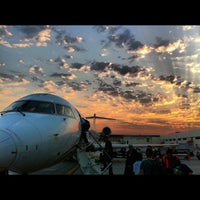 Photo taken at Licenciado Gustavo Díaz Ordaz International Airport (PVR) by Sean T. on 5/13/2012