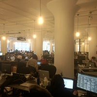Photo taken at WeWork Labs NY by Sergey N. on 4/6/2012