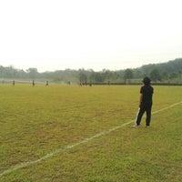 Photo taken at Padang Bola UTeM by Danial G. on 9/7/2012
