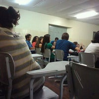 Photo taken at Faculdade Marista by Joao on 4/7/2011