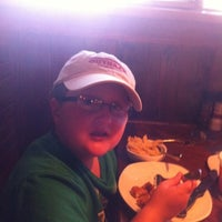 Photo taken at Outback Steakhouse by Chaz P. on 9/12/2011