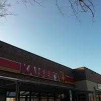 Photo taken at Kaiser's by ChiChiXêkô . on 3/22/2012
