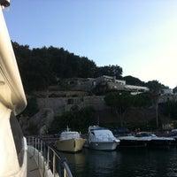 Photo taken at Darsena Capri by Paola F. on 8/28/2011