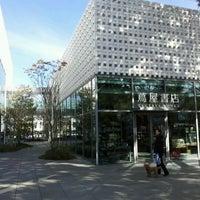 Photo taken at DAIKANYAMA T-SITE by kang Ho H. on 12/28/2011