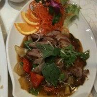 Photo taken at Restaurant Saigon by Vivian L. on 3/13/2011