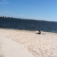 Photo taken at Cape Coral Beach at Yacht Club Community Park by Barbara B. on 6/18/2011