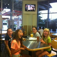 Photo taken at Which Wich? Superior Sandwiches by Teri Z. on 8/15/2012