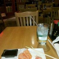 Photo taken at Miyabi Sushi by Sean B. on 10/7/2011