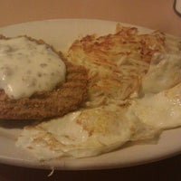 Photo taken at Harners Bakery Restaurant by Catfish B. on 1/14/2012