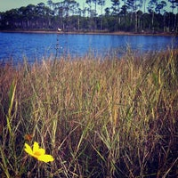 Photo taken at Topsail Hill Preserve State Park by Albert C. on 10/24/2011