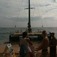 Photo taken at Maita'i Catamaran by Neal R. on 2/20/2011