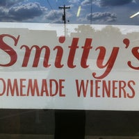 Photo taken at Smitty's Market by Derik T on 7/7/2012