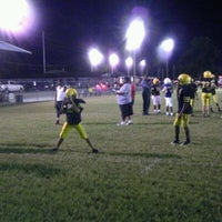 Photo taken at Sarasota Redskins by Lindsay C. on 11/8/2011