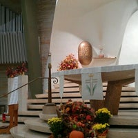 Photo taken at Our Lady Of Victory Catholic Church by Michael R. on 11/20/2011