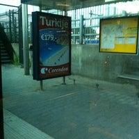 Photo taken at Busstation Centrumzijde by J❂❂P on 9/2/2011