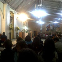Photo taken at La Iglesia by Manuel A. on 2/20/2012
