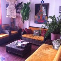 Photo taken at Casa Bambu by Amie C. on 4/15/2012