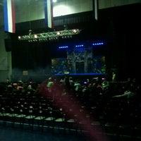 Photo taken at Arena Puerto Montt by jose ignacio f. on 4/8/2012