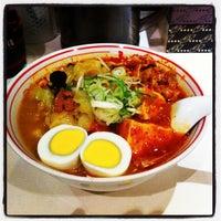 Photo taken at Mouko Tanmen Nakamoto by sanpachi38 on 10/28/2011